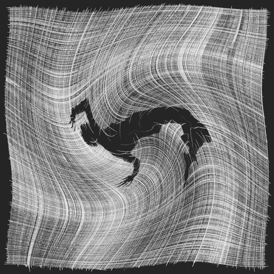 Veta Gorner, Eternal Lines, 2020