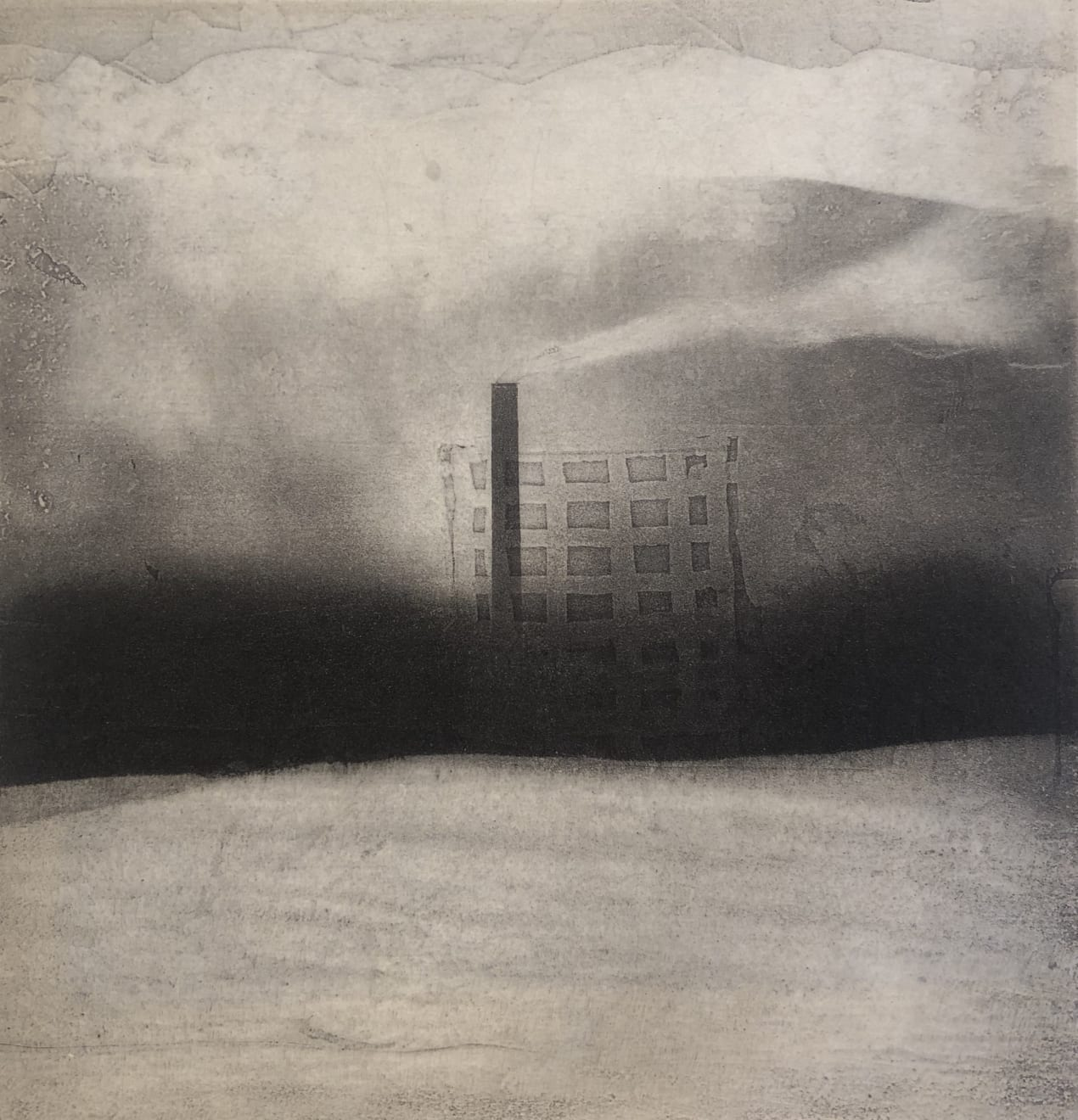 Norman Ackroyd, West Riding, 1973