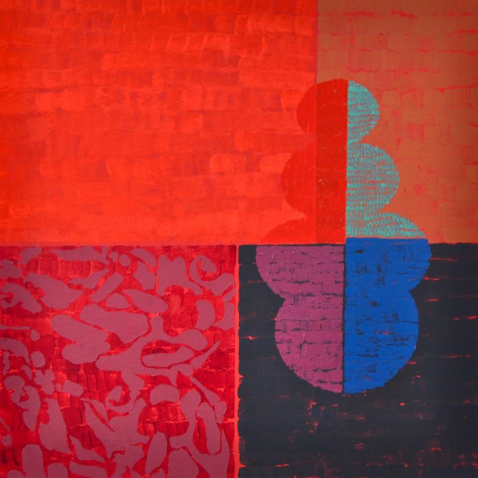 Summer Auction 2020, LOT 33 - John Crossley - 'How It Is', 2015