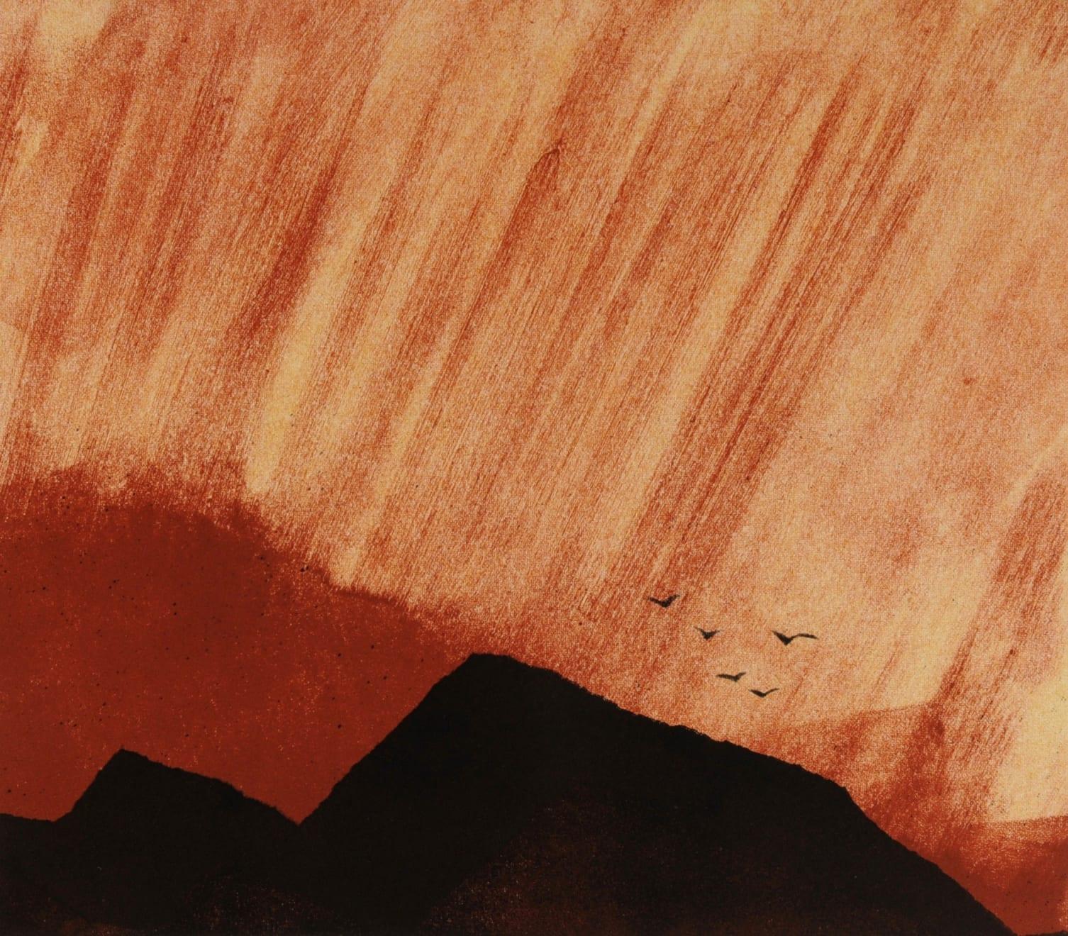 Nigel Swift, Sun Storm, 2020