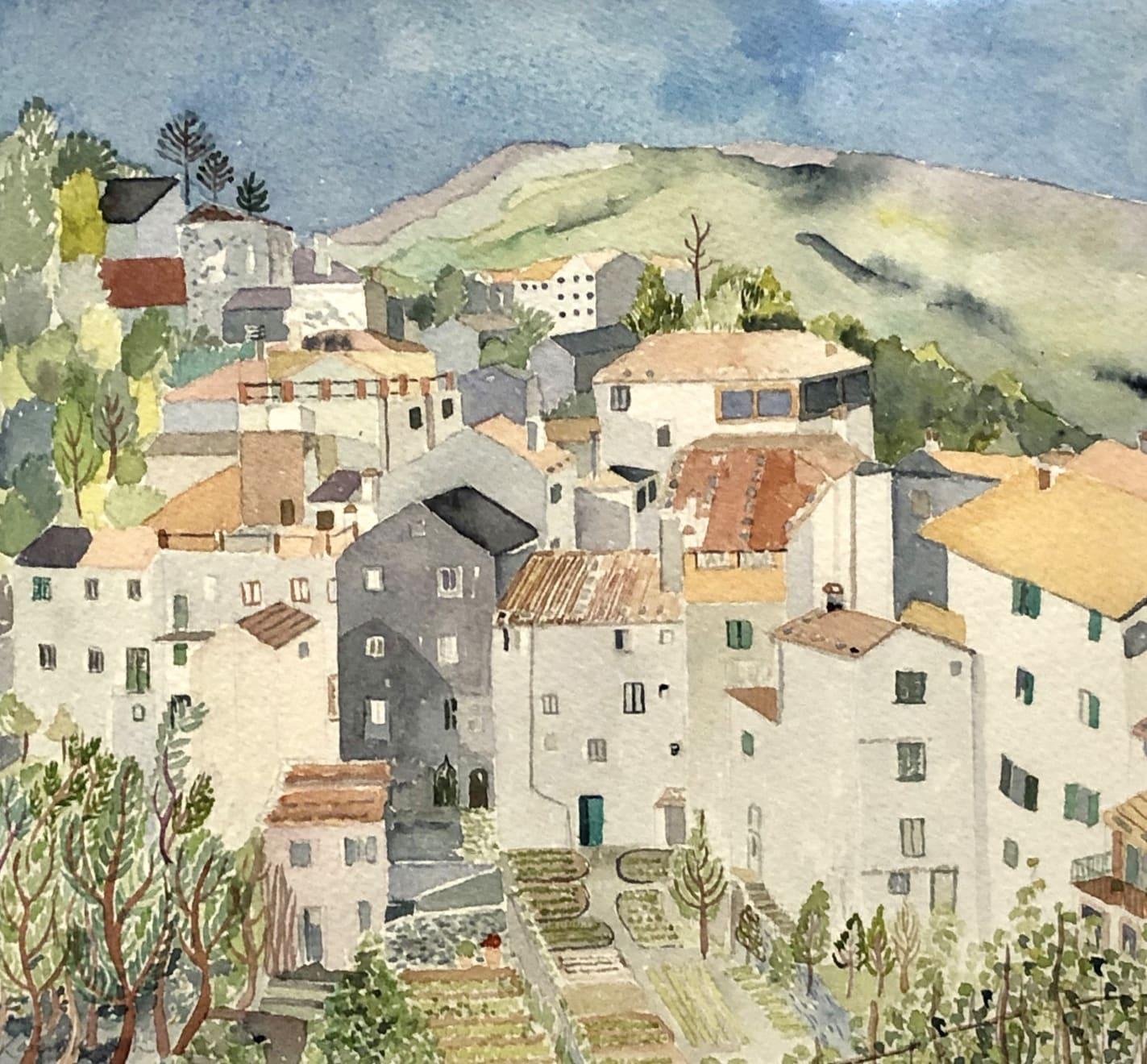 Karen Keogh, Crepuscolo Dusk, Tuscany