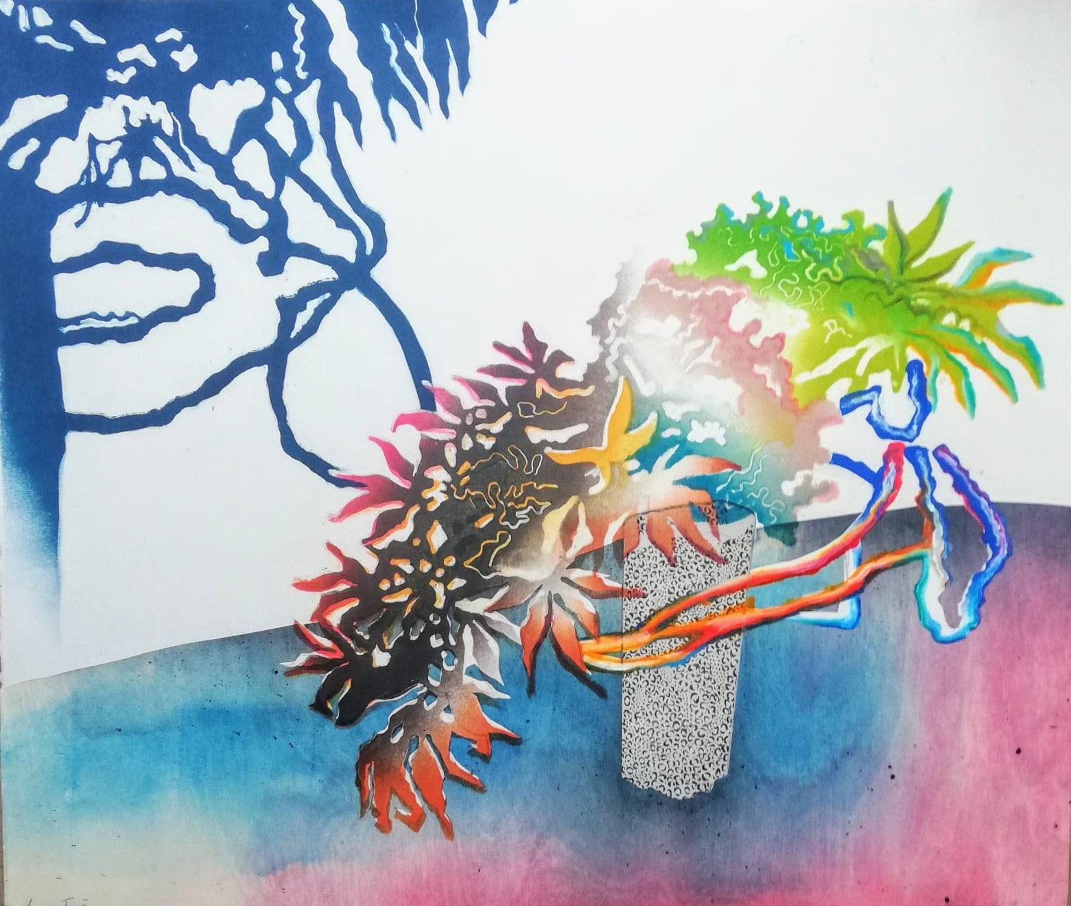 Sophie Layton, Acer Tree I, 2020