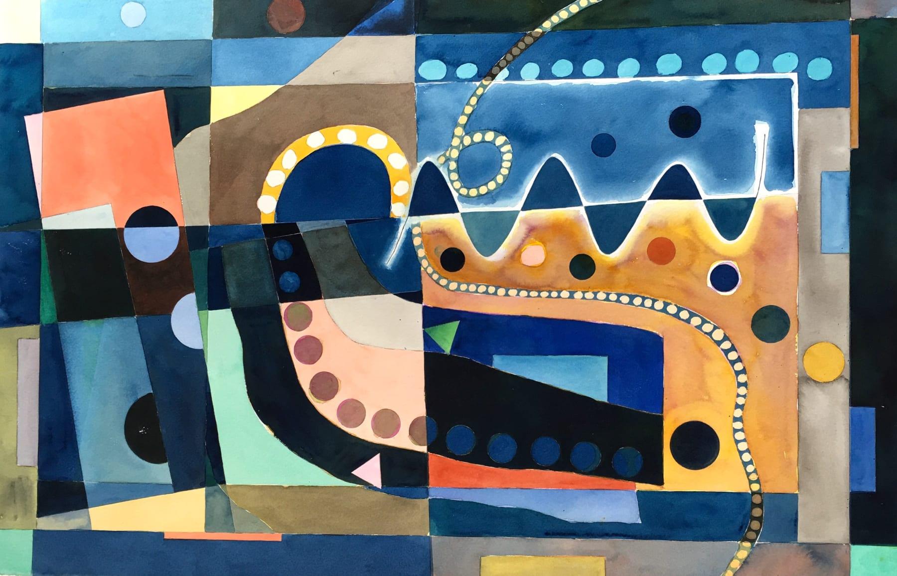 Harvey Daniels, Untitled, 1993