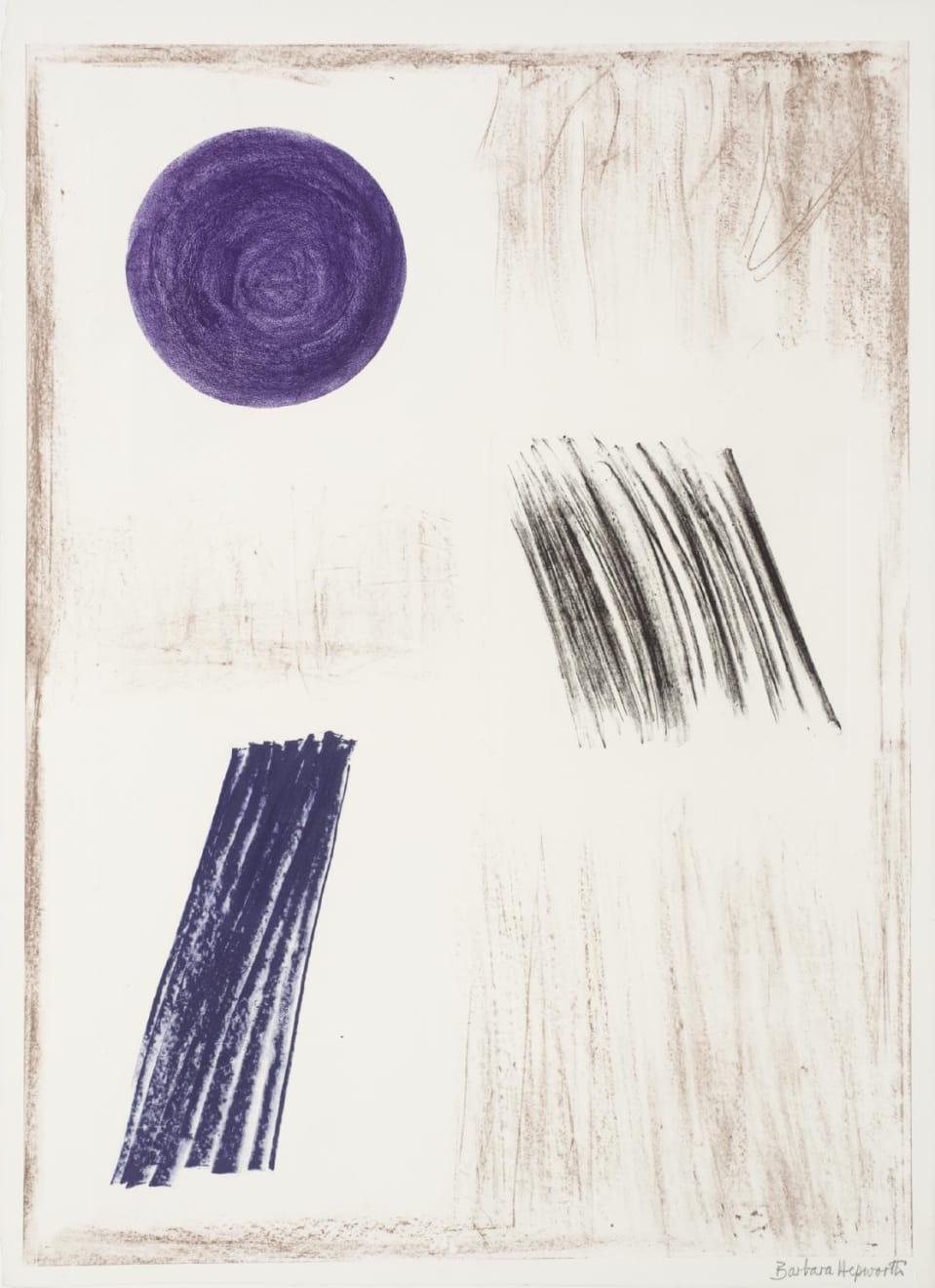 Barbara Hepworth, Autumn Shadow, 1969