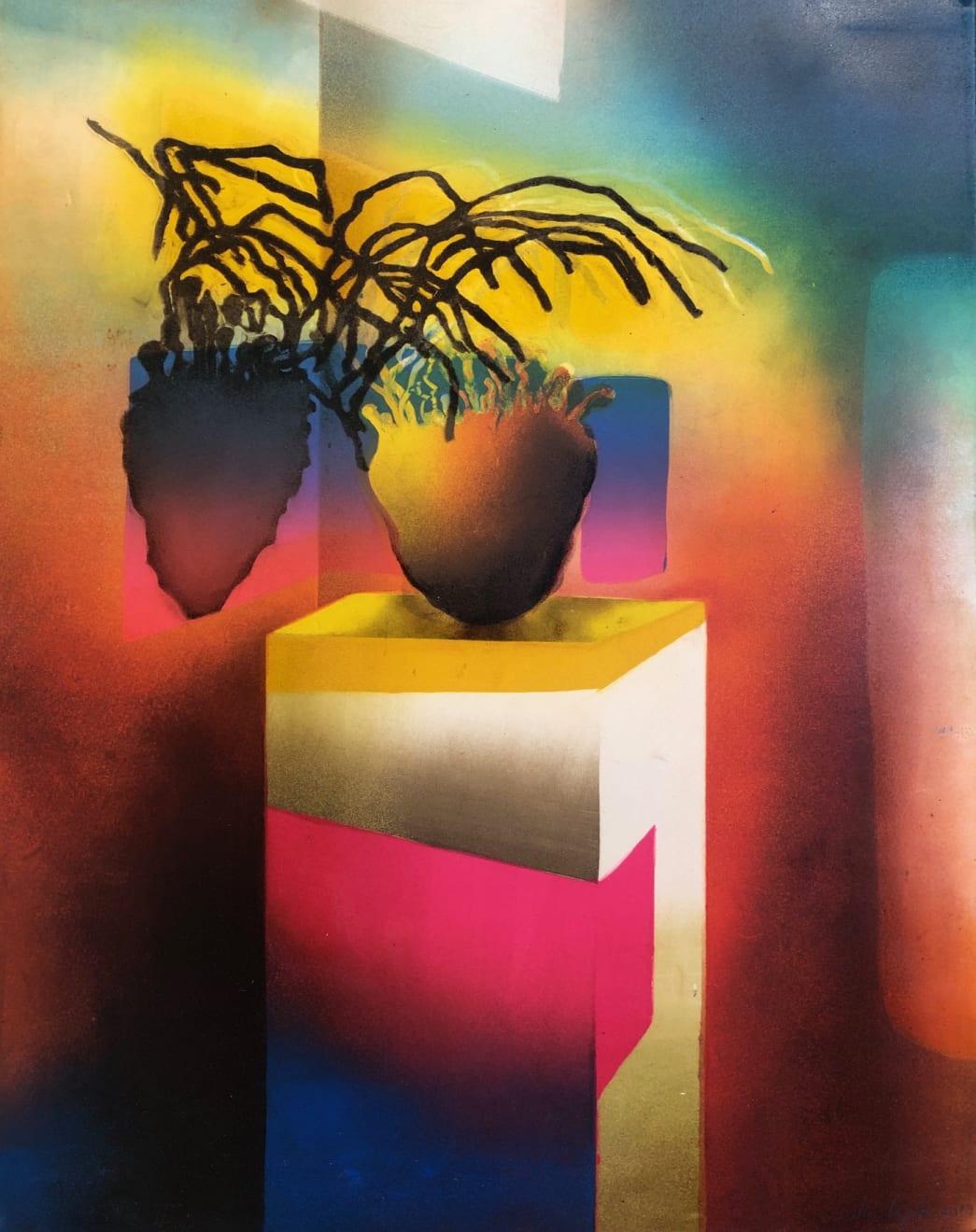 Sophie Layton, Still Life - Willow III, 2019