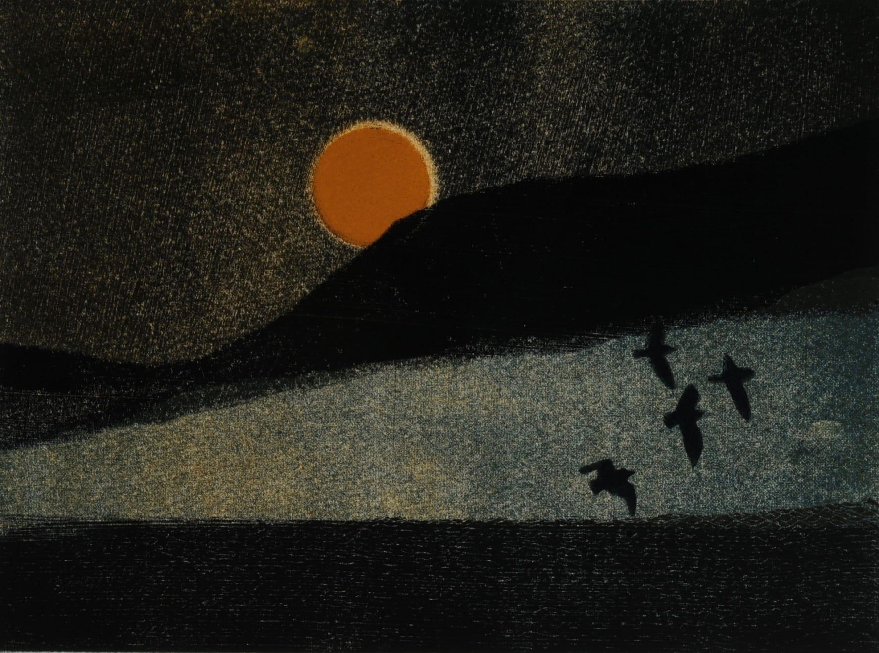 Nigel Swift, Dark Sun, 2020