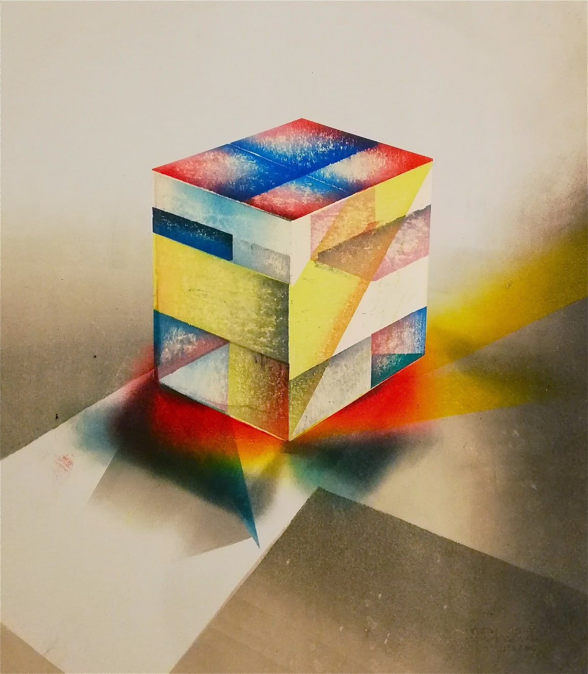 Sophie Layton, Refracting Light IV, 2018