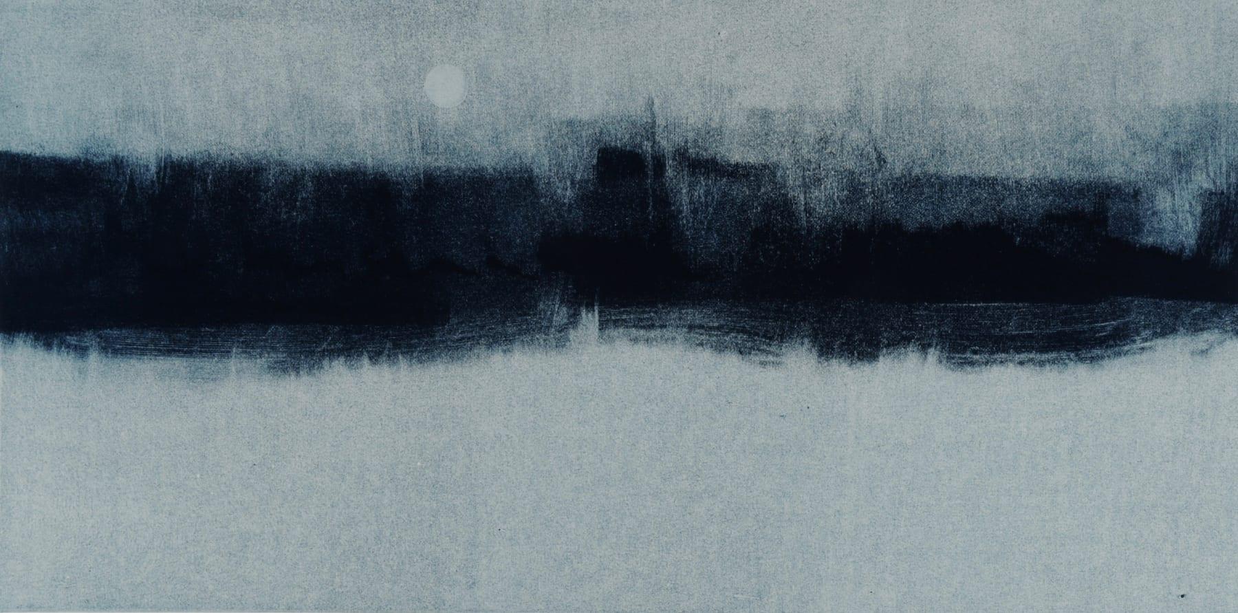 Nigel Swift, Frozen Lake, 2020