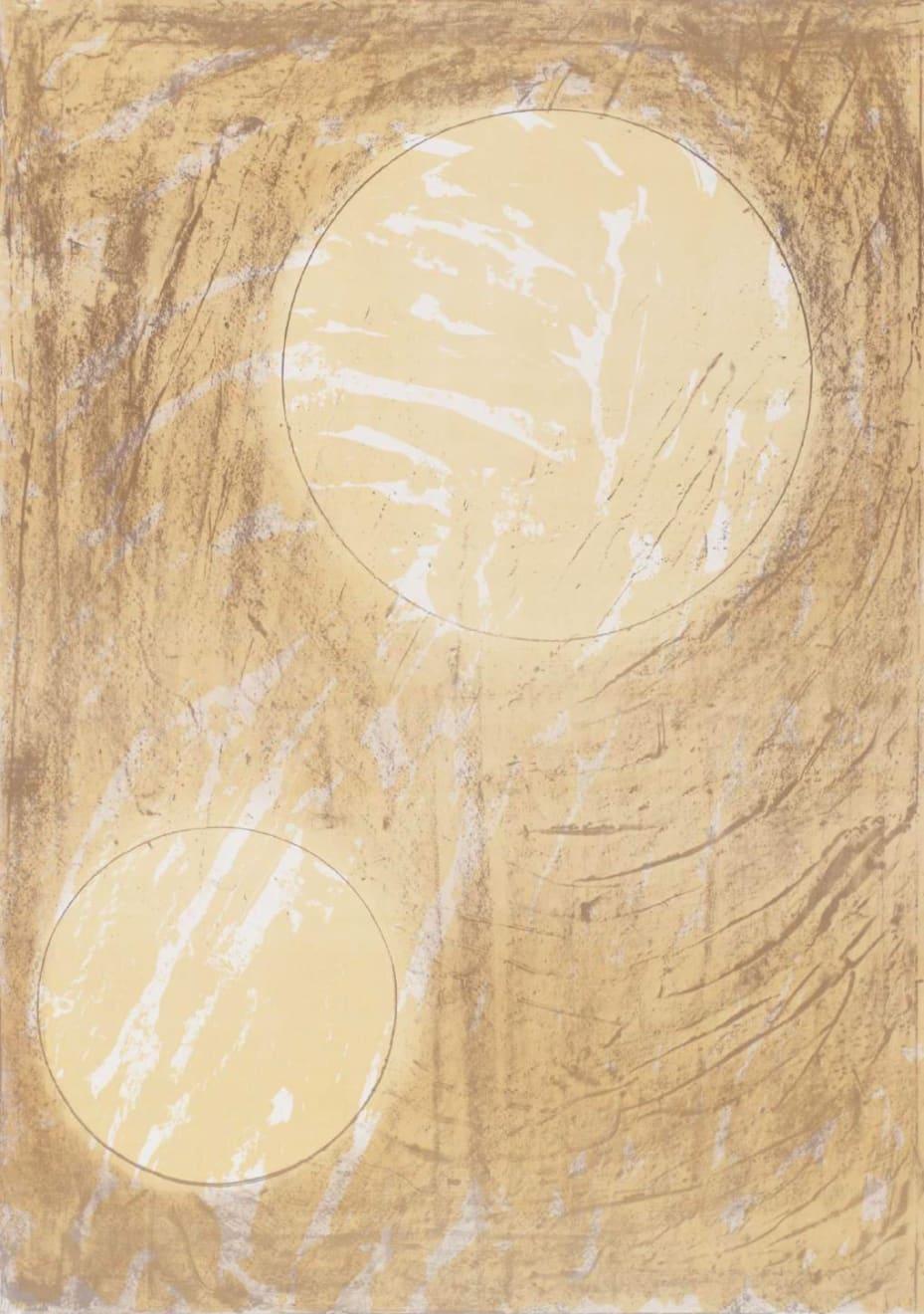 Barbara Hepworth, Sun and Water , 1971