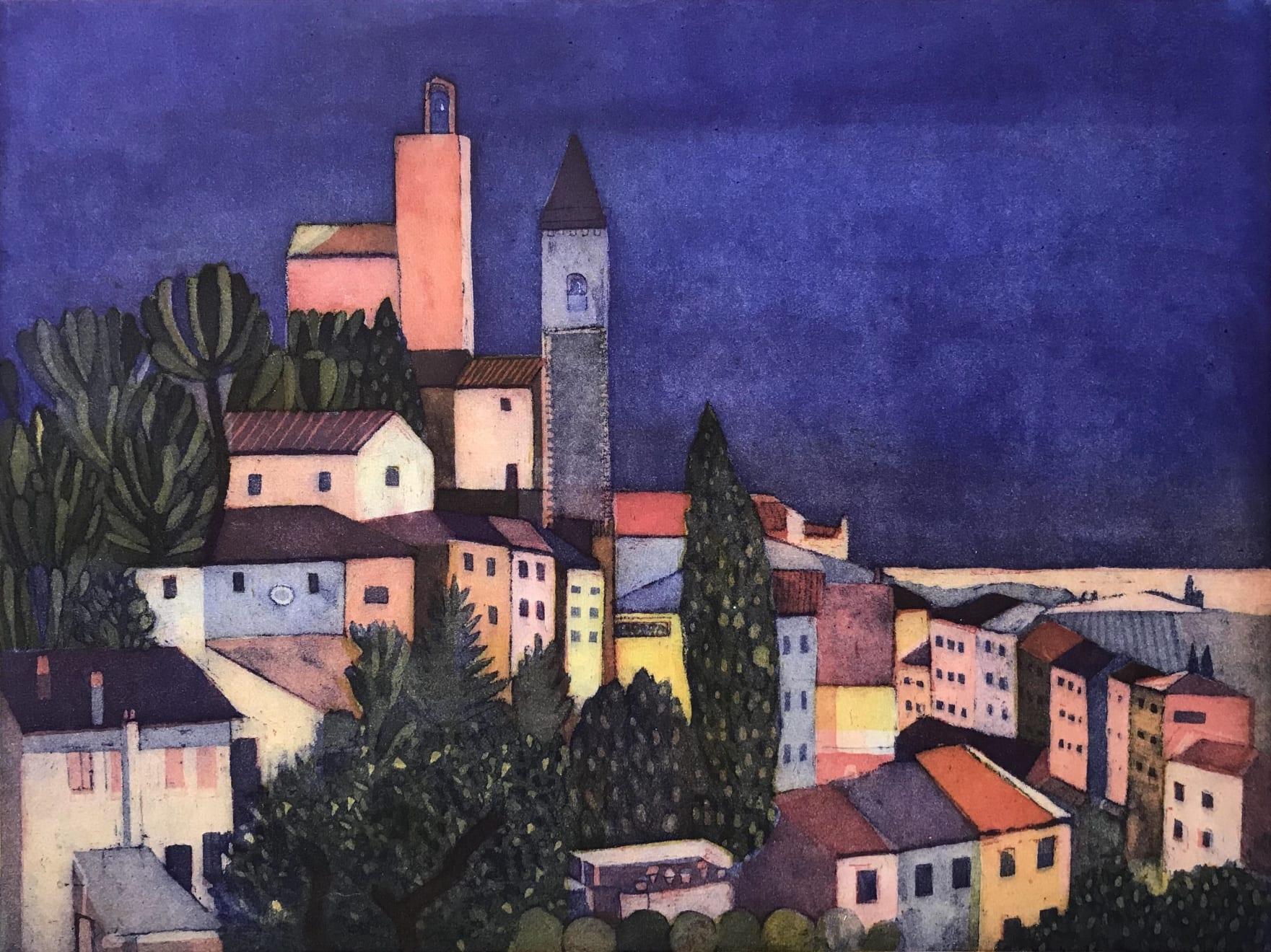 Karen Keogh, Dopo Pranzo, Toscana , 2020