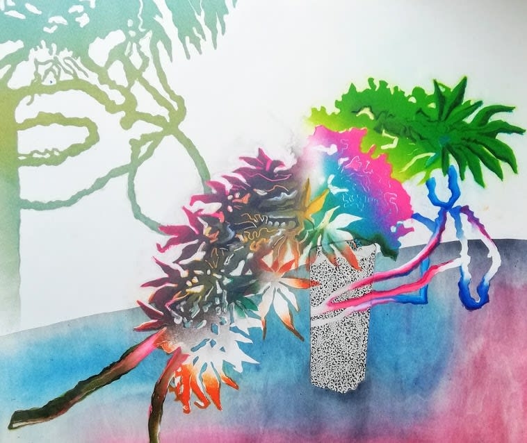 Sophie Layton, Acer Tree II, 2020