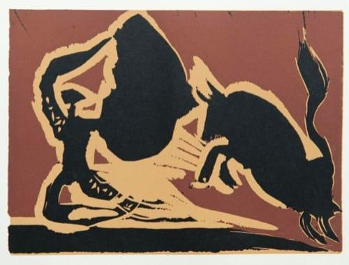 Pablo Picasso, Farol, 1962