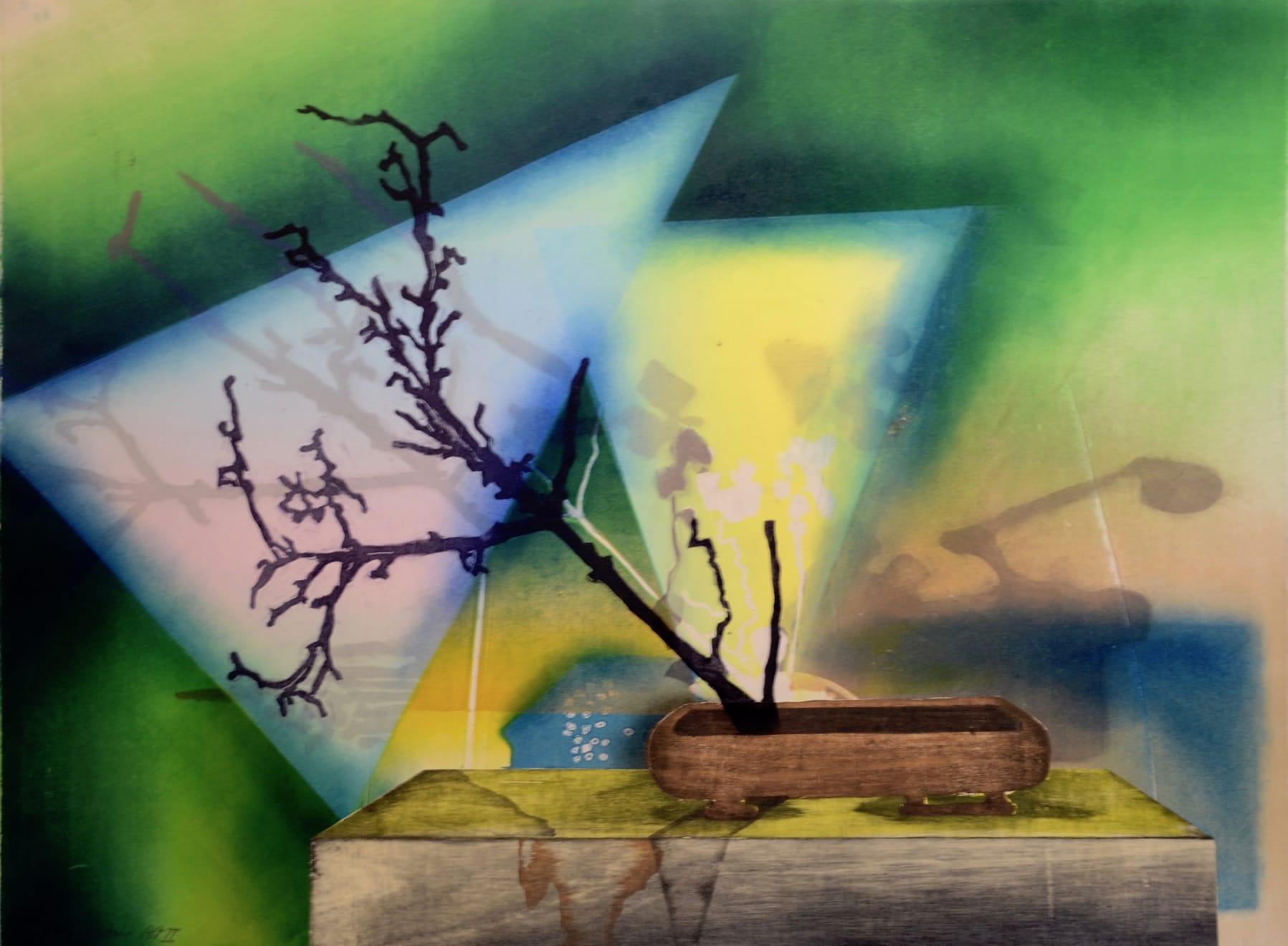 Sophie Layton , Still Life - Ikebana Pot II, 2019