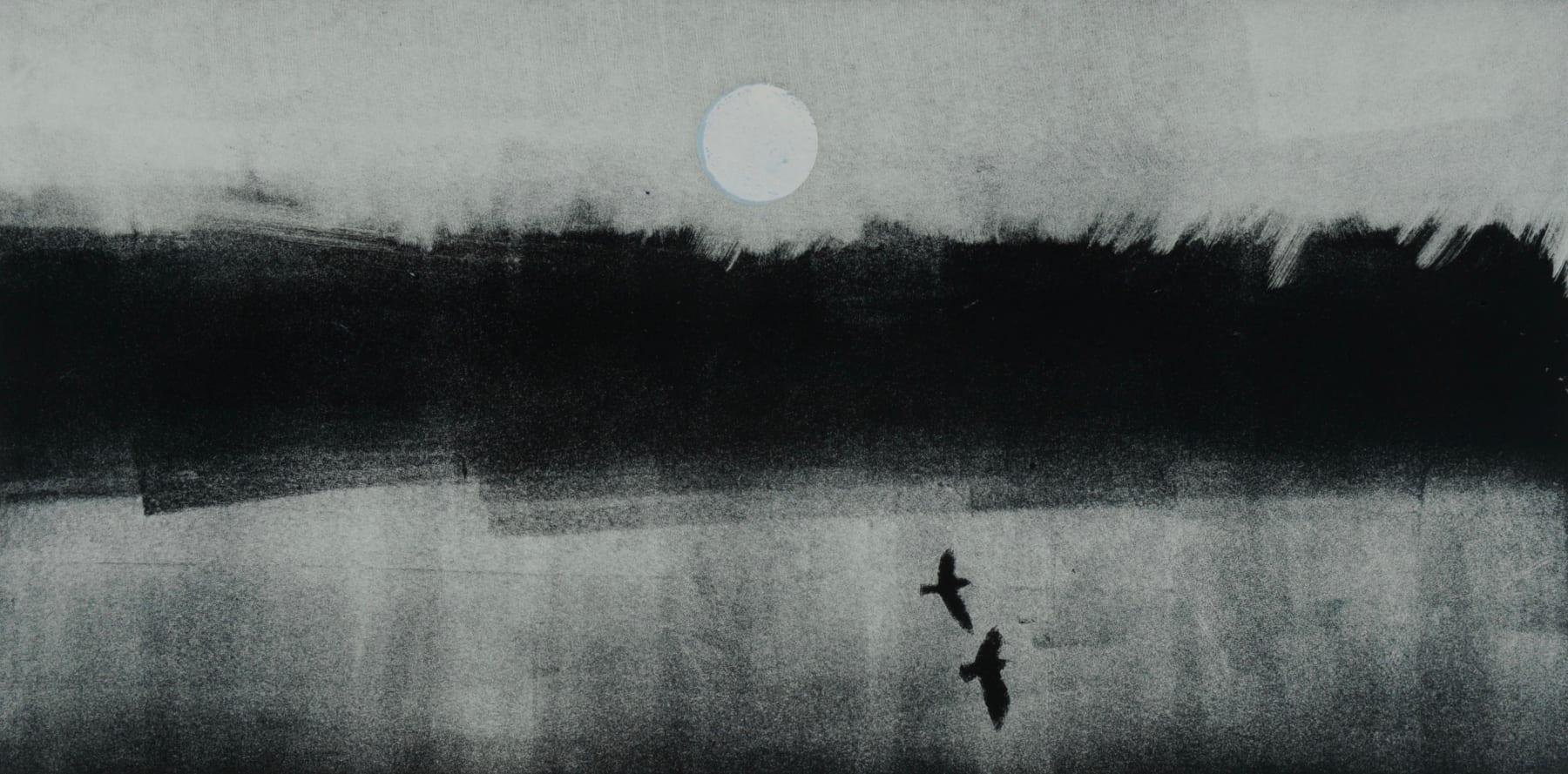 Nigel Swift, Moonlight, 2020