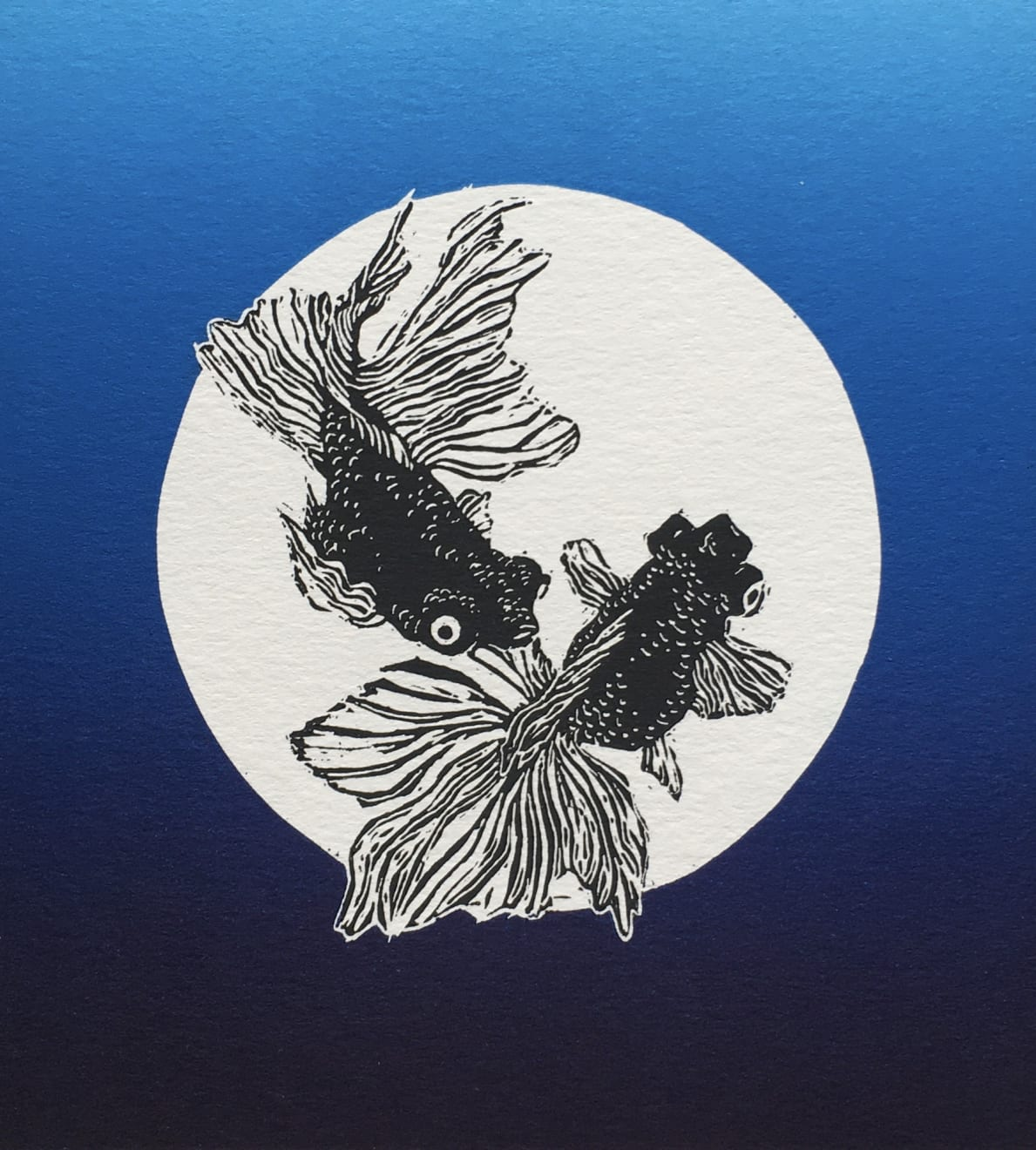 Summer Auction 2020, LOT 89 - Rebecca Holmes - 'Night Swim', 2018