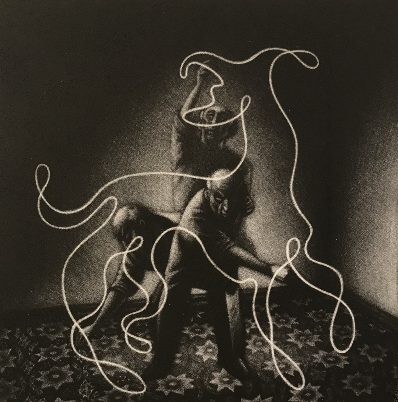 Mychael Barratt, Picasso's Dog II, 2018