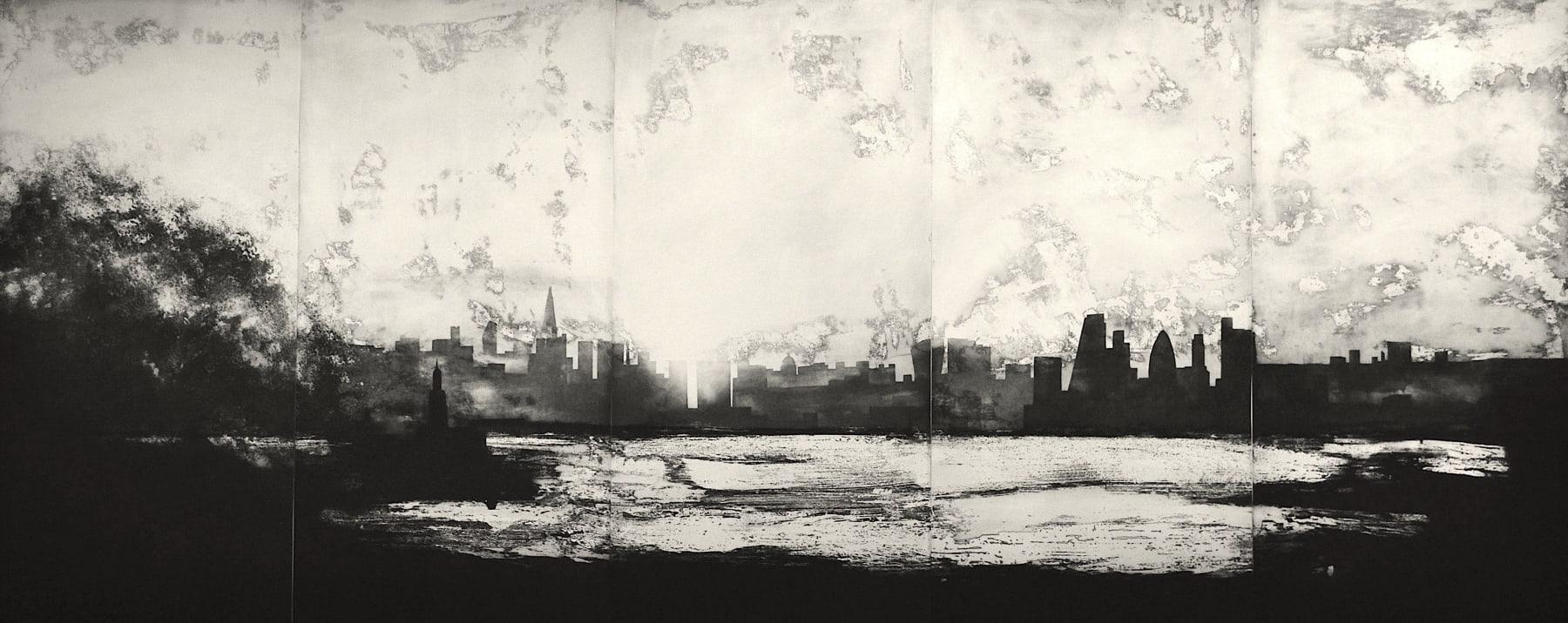 Jason Hicklin, The Thames, 2019