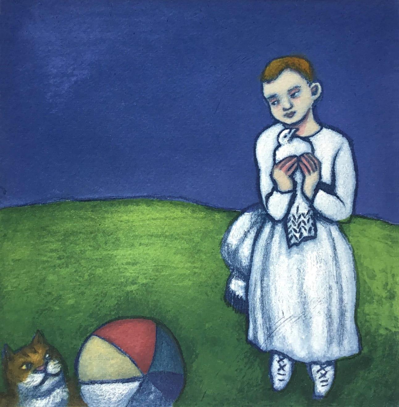 Mychael Barratt, Picasso's Cat, 2018
