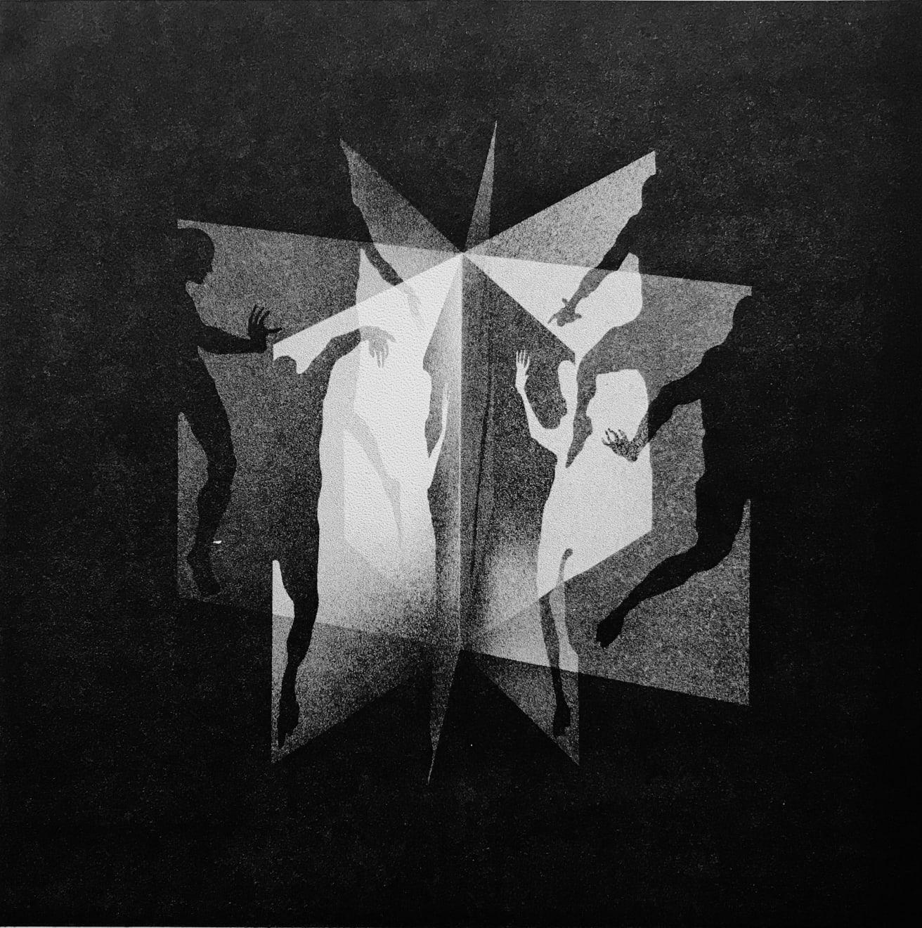 Veta Gorner, Parted Eye, 2020