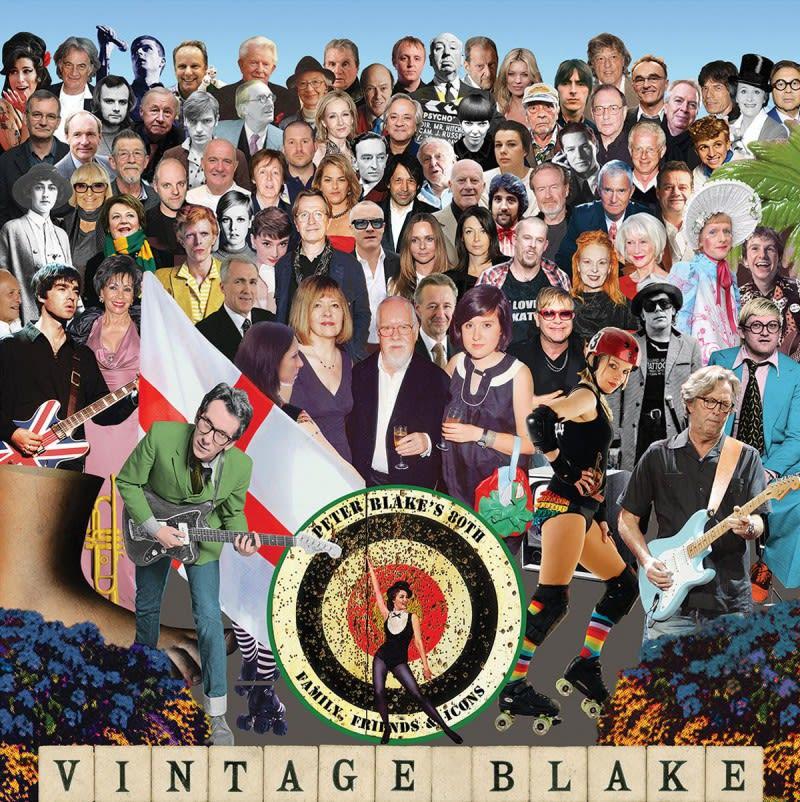 Peter Blake, Vintage Blake, 2012