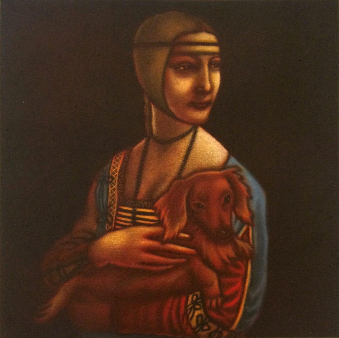 Mychael Barratt, Leonardo Da Vinci's Dog