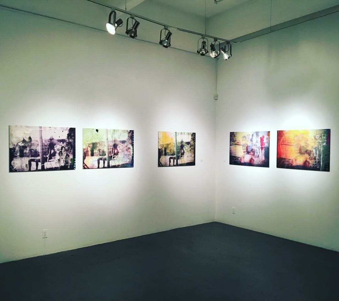 Shirin gallery 2016 - Chelsea NYC