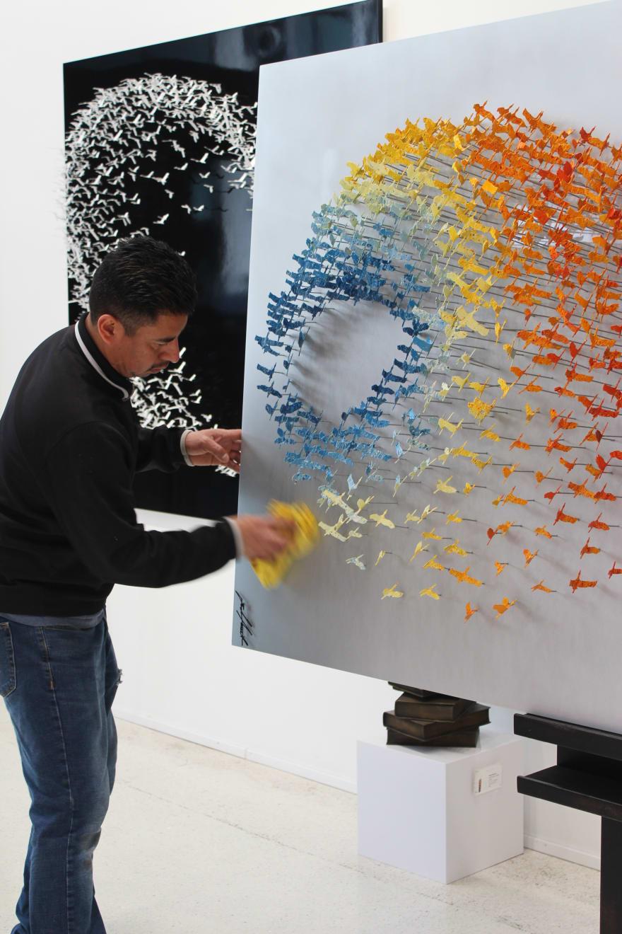 Carlos Ciriaco Art Handler