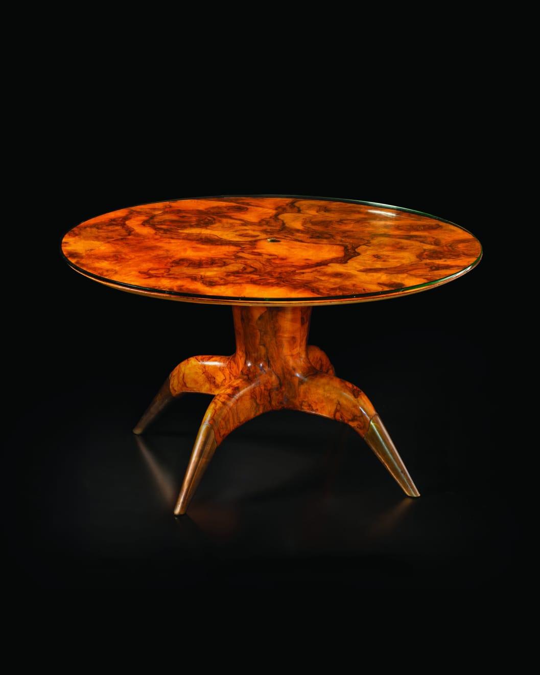 Gio Ponti, Unique Low Table, c. 1951