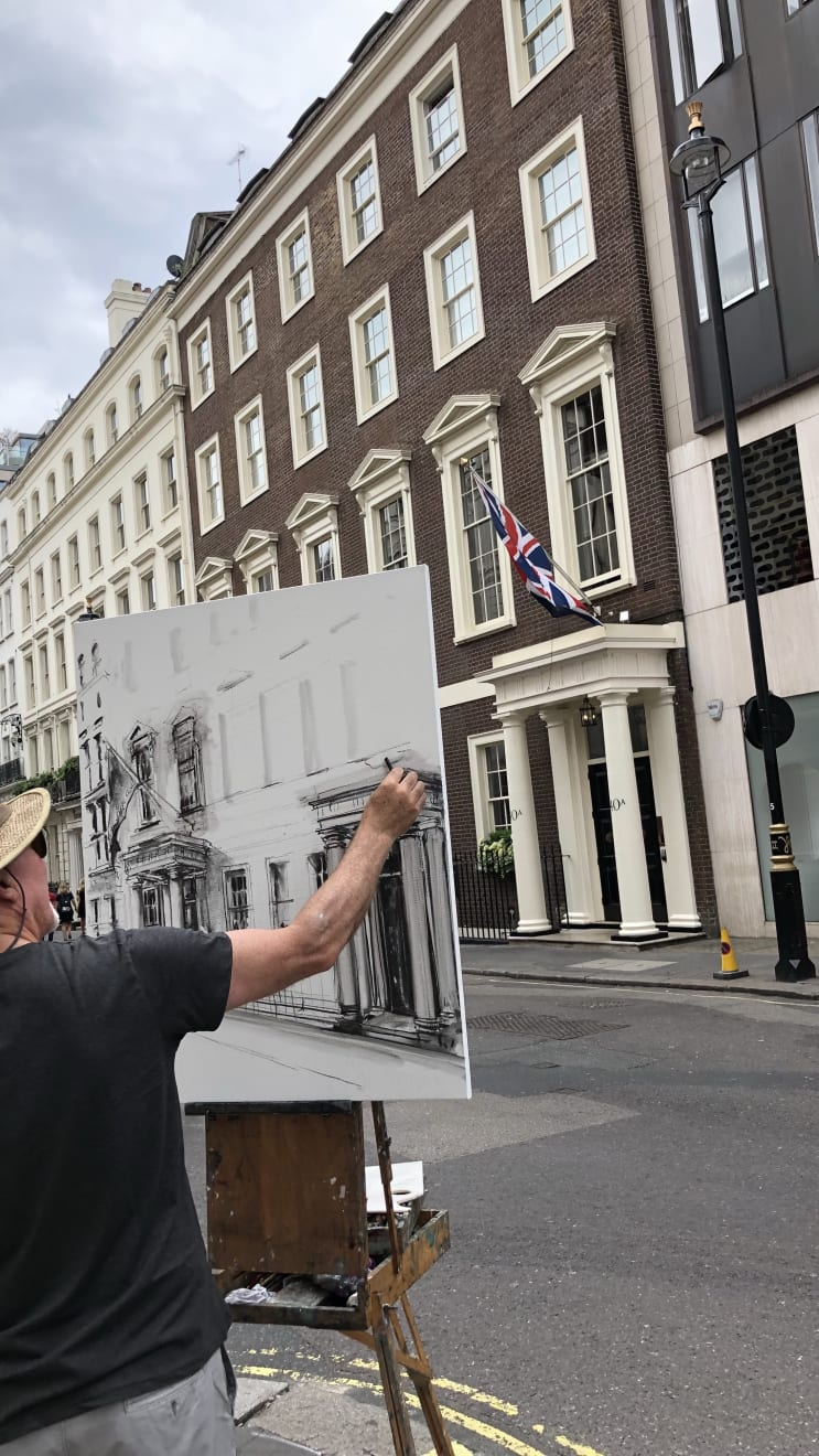 13 JUNE 2018 THE ARTS CLUB, DOVER STREET, LONDON The Arts Club photo: Roman