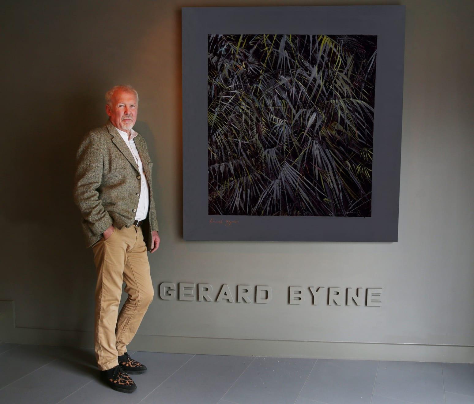 25 APRIL 2019 THE GERARD BYRNE STUDIO, DUBLIN Botanical Fusion photo: Leon Farrell / Photocall Ireland