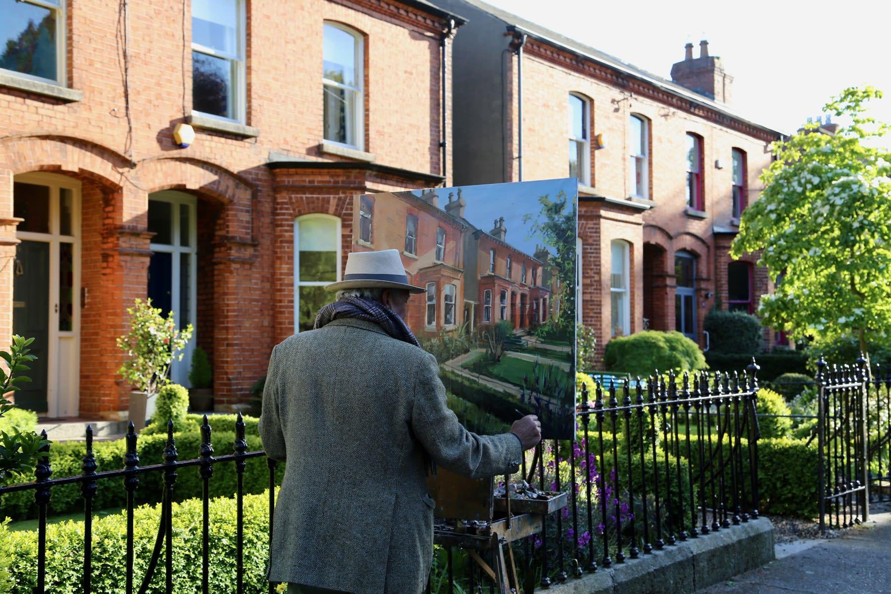 11 MAY 2020 ALBANY ROAD, RANELAGH, DUBLIN Urban Green photo: Agata Byrne