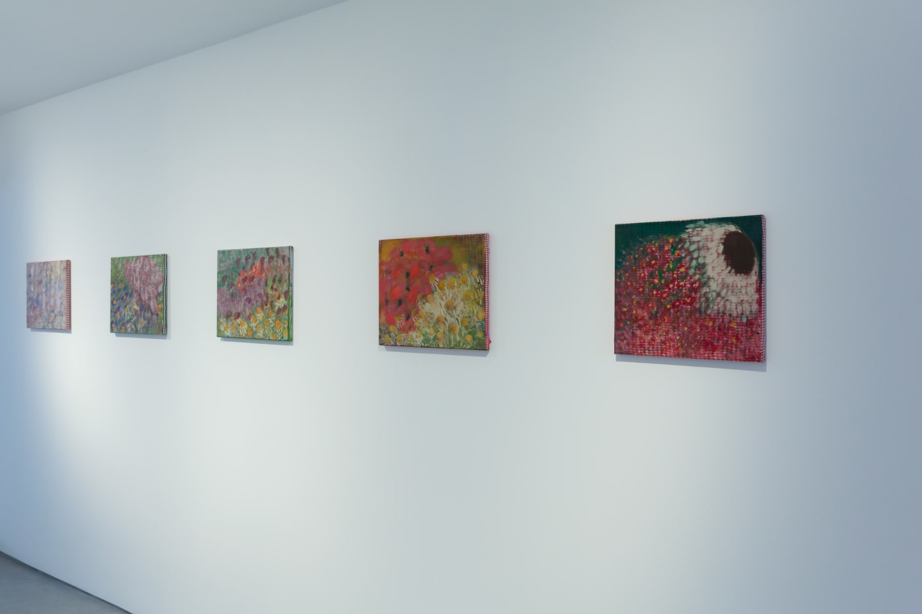 Behind Closed Doors 2020, Installation view