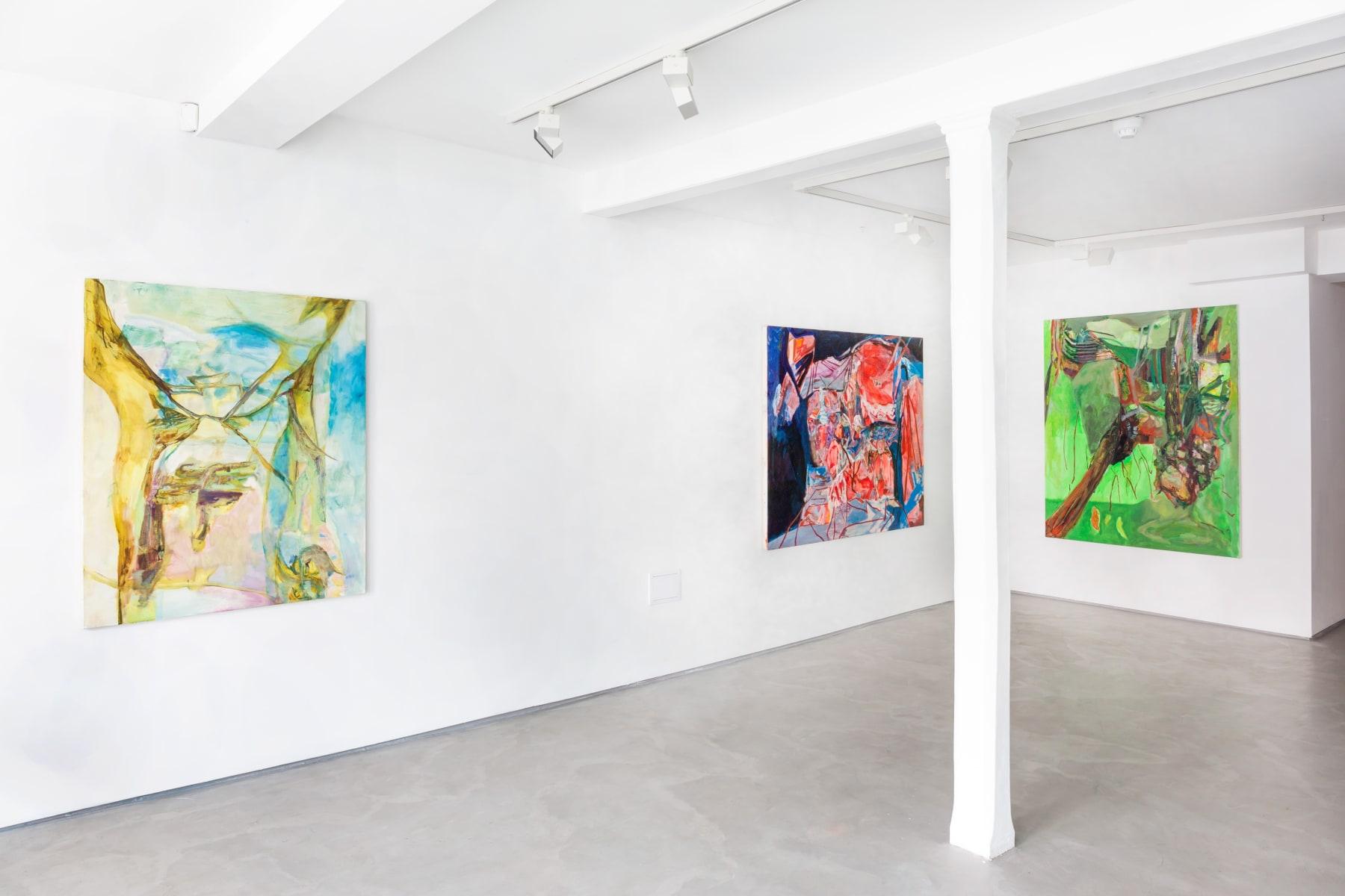 Francesca Mollett, Wild Shade, Informality, Installation view 2021