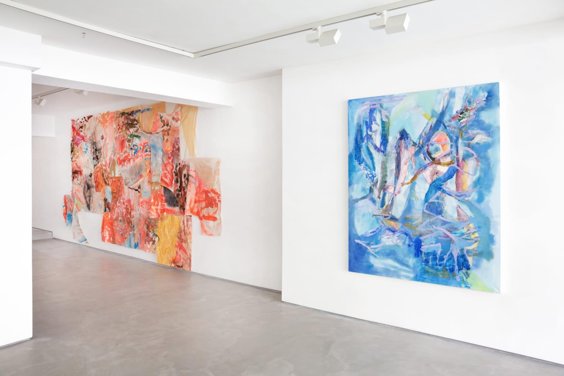 Francesca Mollett, Wild Shade, Informality 2021, installation view