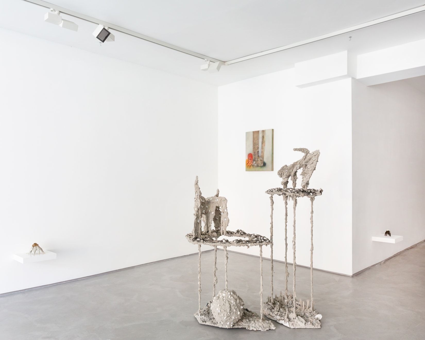 The Auguries, Informality, Installation view, 2021