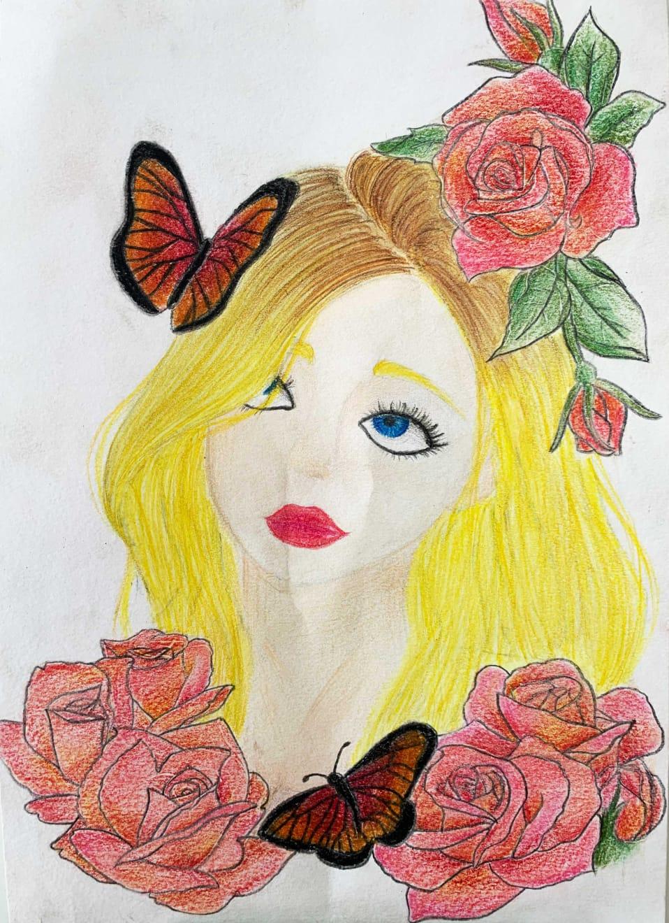 Julia Siwicka, Age 12, Untitled