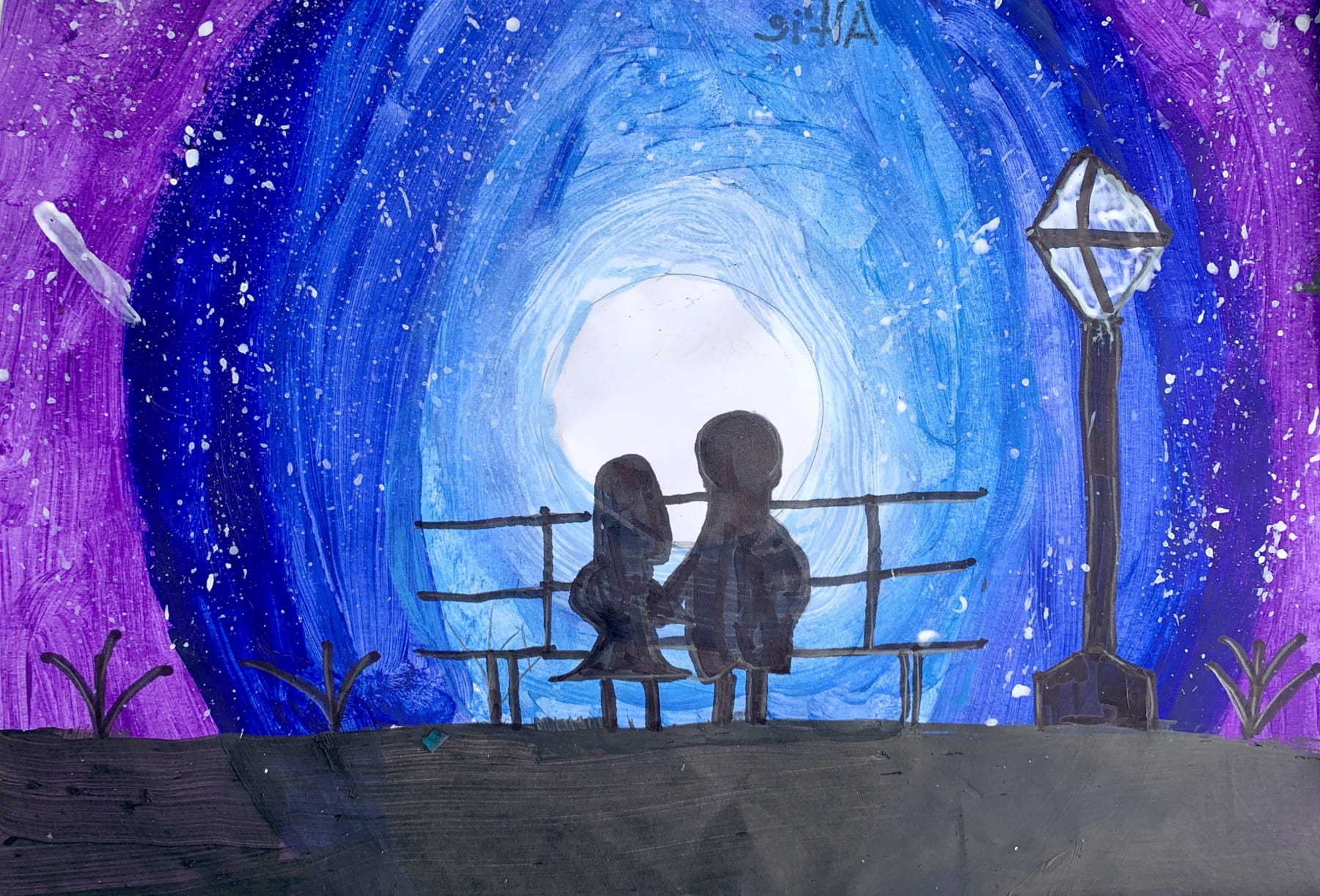 Alfie Kurlo, Age 10, Moonlight Love