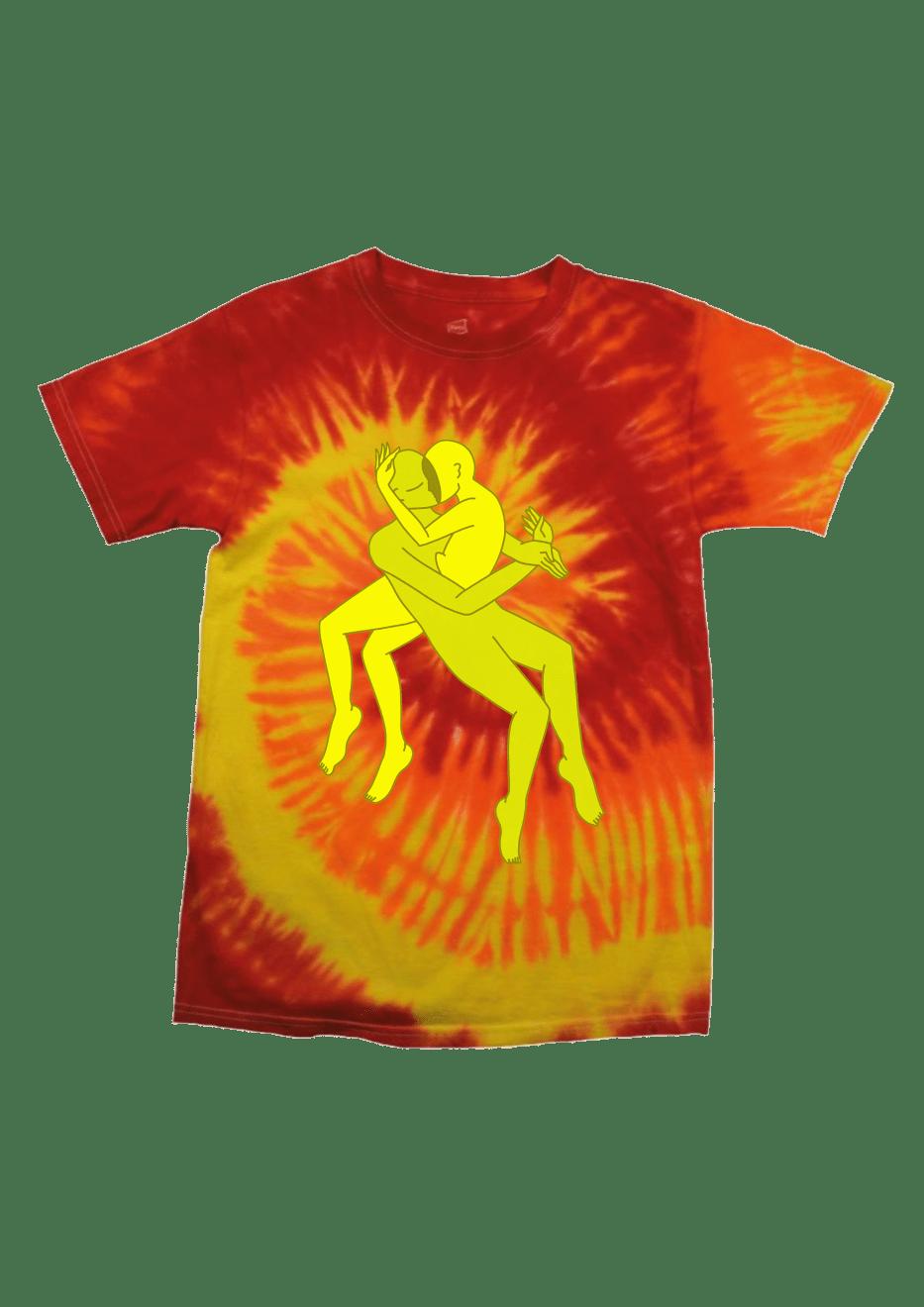 LD Bodies Blaze Tie Dye