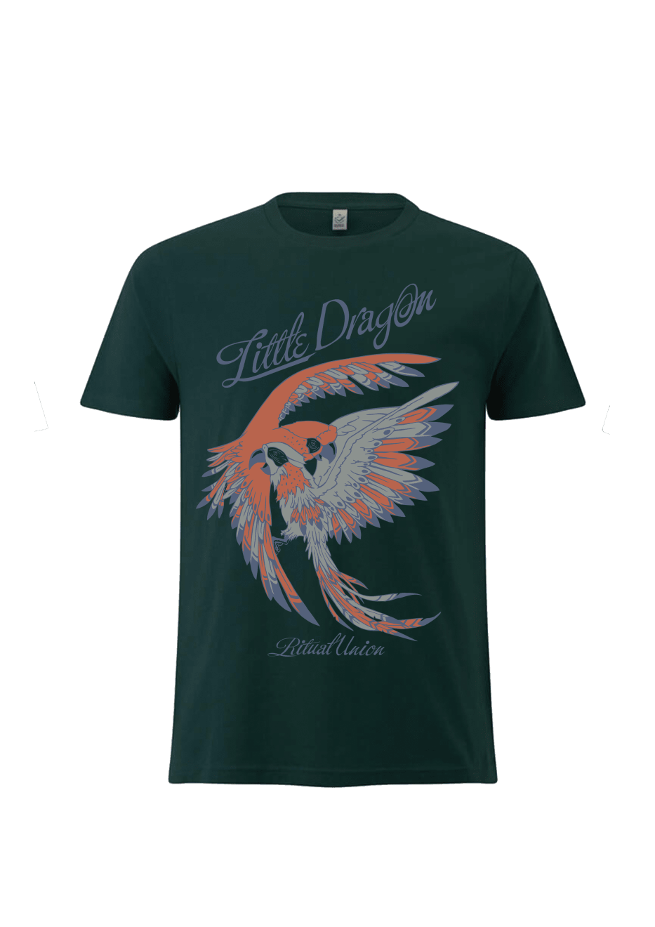 Parrot Tshirt Green