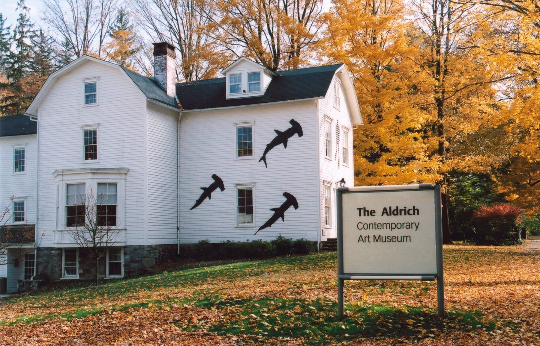 The Aldrich Contemporary Art Museum, Ridgefield, Connecticut
