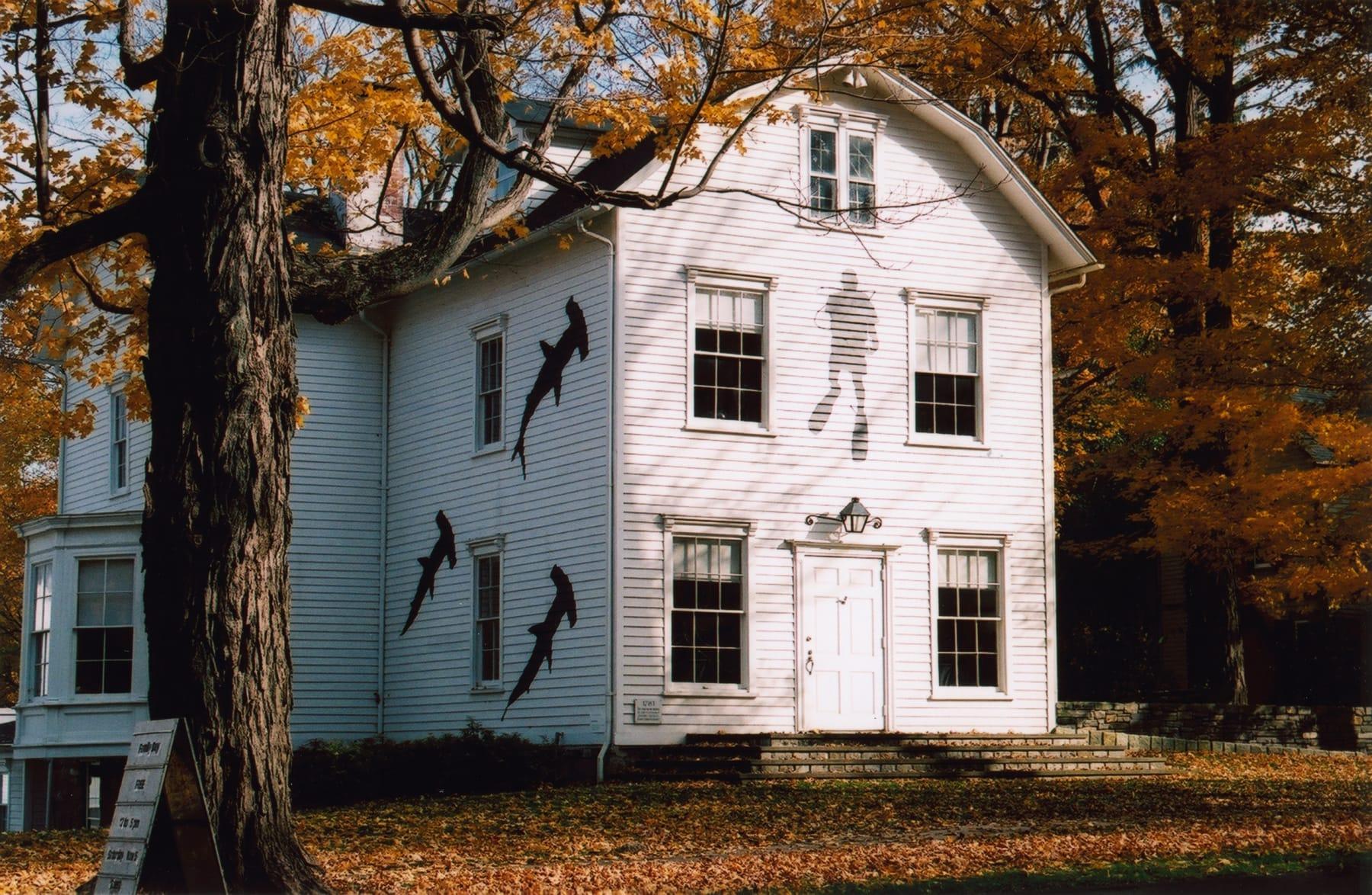 The Aldrich Contemporary Art Museum, Ridgefield, Connecticut