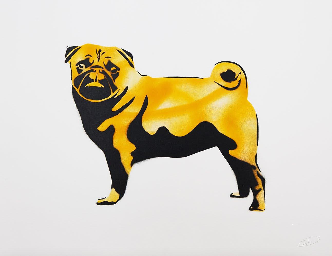 XOOOOX, Pug 1 (CMYK), 2013