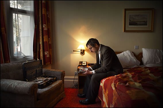Rich Hardcastle Not Worth The Paper You've Printed On (Starring Michael Smiley), 2013