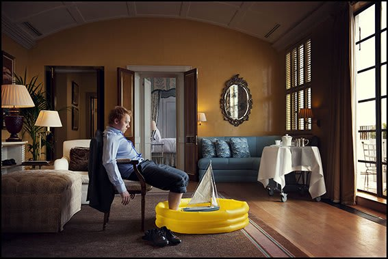 Rich Hardcastle Whatever Your Oasis, Make It Portable (Starring Rupert Grint), 2013