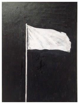 Shelter Serra White Flag, 2013