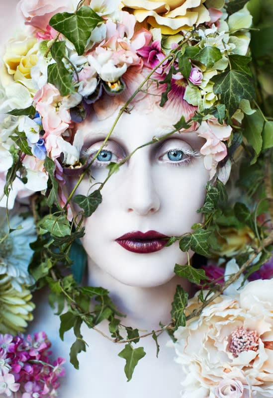 Kirsty Mitchell The Pure Blood of a Blossom, 2014
