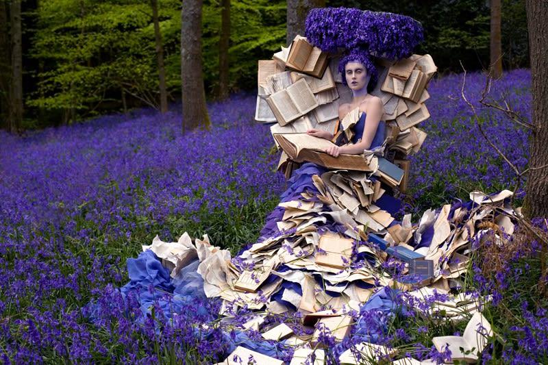 Kirsty Mitchell The Storyteller, 2010