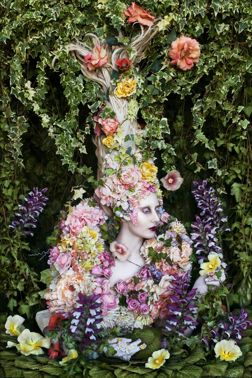 Kirsty Mitchell The Secret Locked in the Roots of the Kingdom, 2014