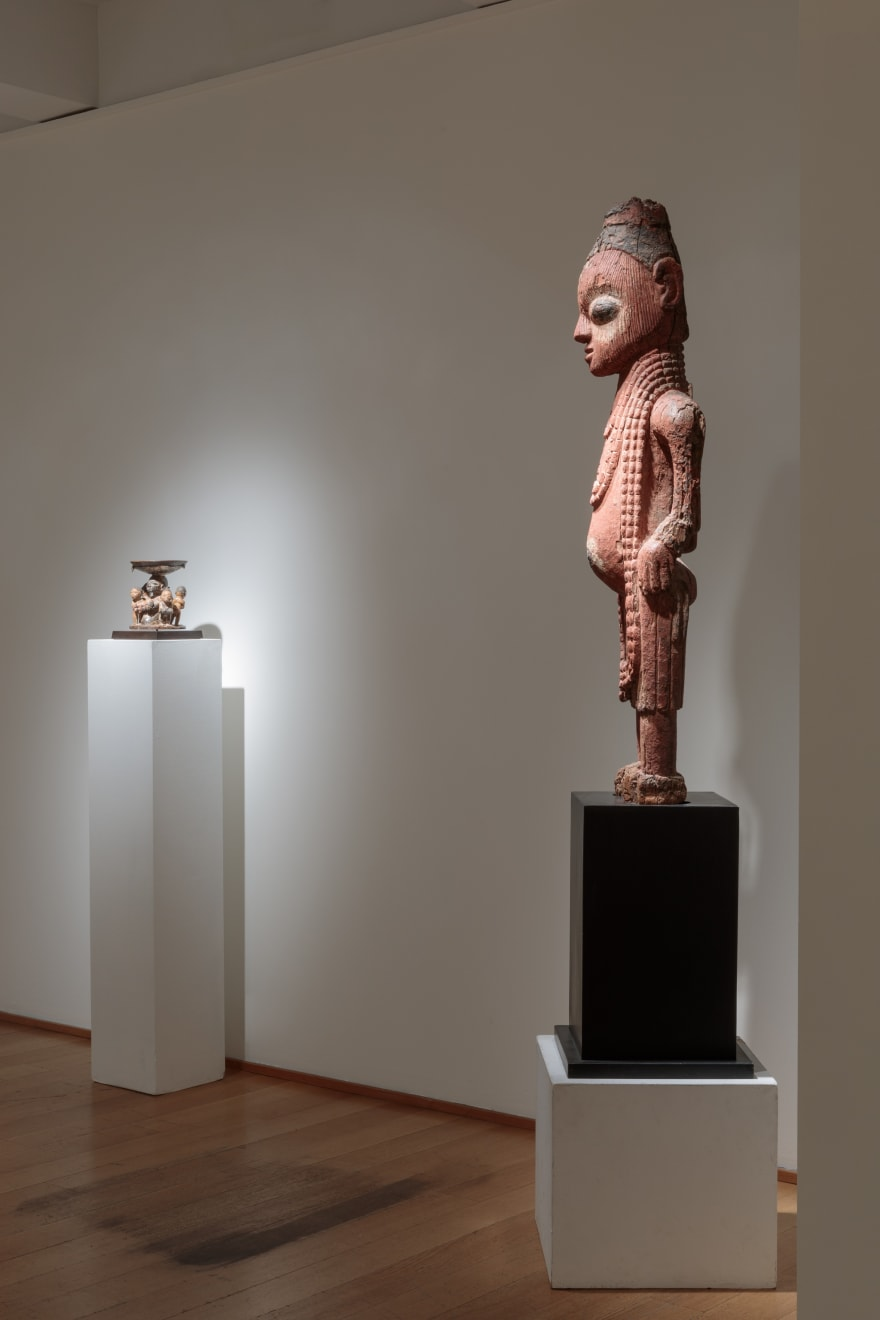 Sculpture from West Africa