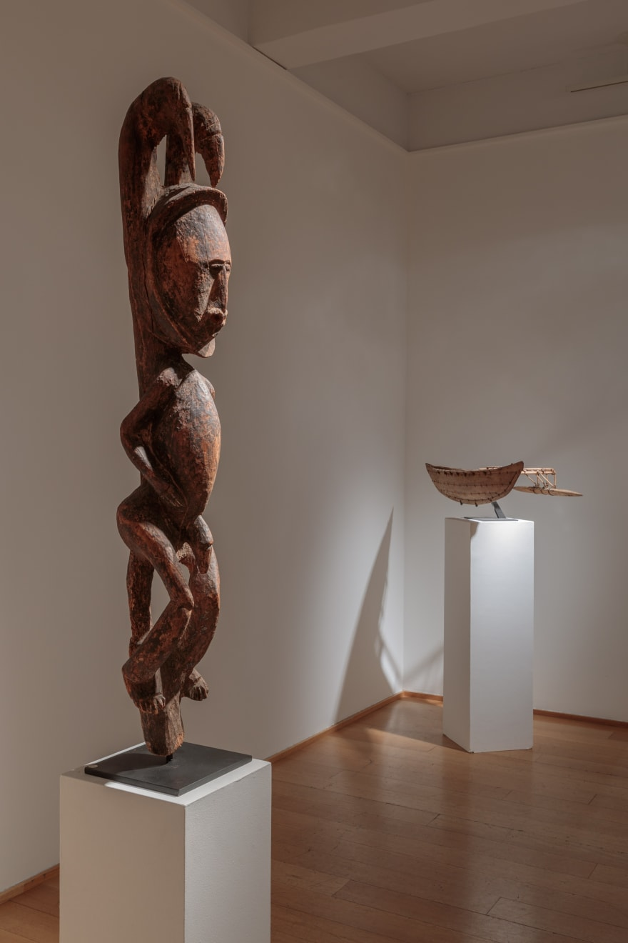 Sculpture from Melanesia